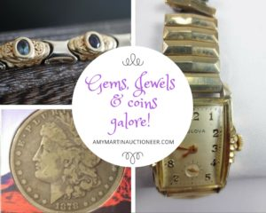 Timeless Jewels, coins and more 1 image